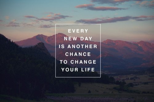 every new day - best phrases pictures